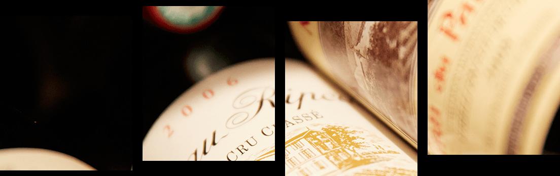 Bannière vins